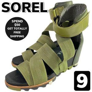 SOREL Joanie Gladiator II Sandals (9)